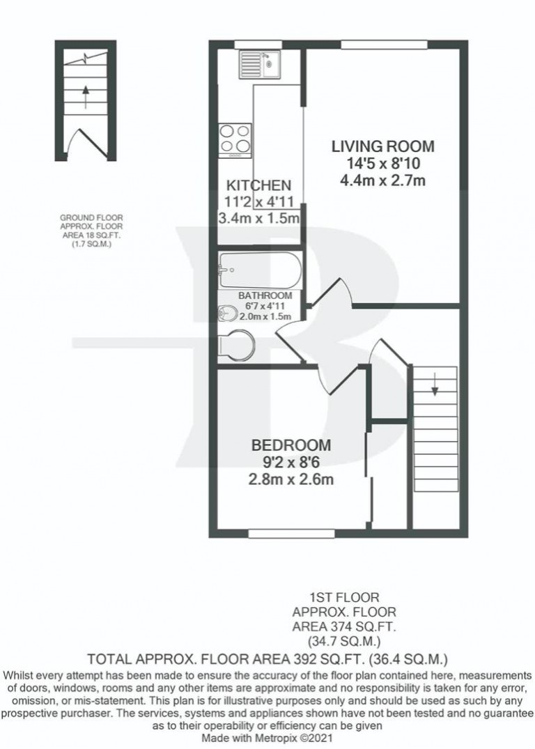 Floorplans For Teal Close, Bradley Stoke